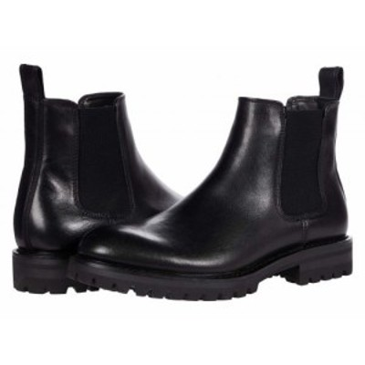 Steve Madden スティーブマデン メンズ 男性用 シューズ 靴 ブーツ チェルシーブーツ Bashh Black Leather【送料無料】