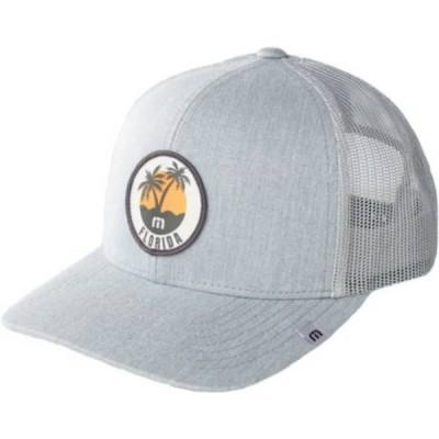 トラビスマヒュー メンズ 帽子 アクセサリー TravisMathew Men's Sunshine State Golf Hat