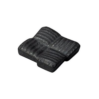 光洋陶器 帯組み 箸置き 黒 56430050