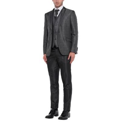MAESTRAMI EVOLUTION スーツ スチールグレー 50 ポリエステル 100% スーツ