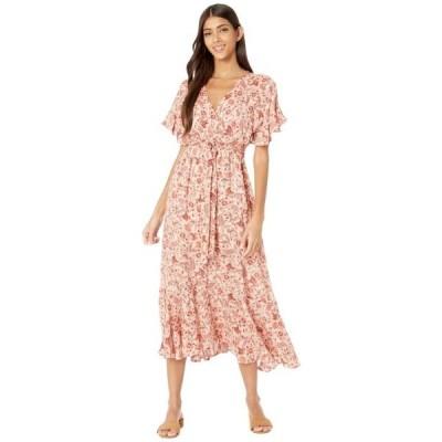 ミンクピンク レディース スカート ドレス Terracotta Dweller Midi Dress