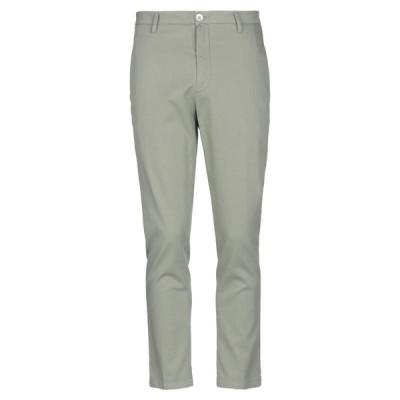AGLINI パンツ  メンズファッション  ボトムス、パンツ  その他ボトムス、パンツ ミリタリーグリーン