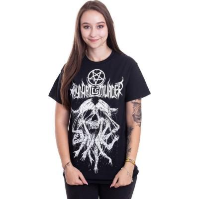 インペリコン Impericon レディース Tシャツ トップス - Atonement - T-Shirt black