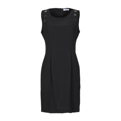 FLY GIRL ミニワンピース&ドレス ブラック XS ポリエステル 95% / ポリウレタン 5% ミニワンピース&ドレス
