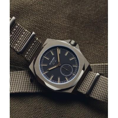 BEYOND COOL / 「D1 MILANO/ディーワン ミラノ」COMMANDO-FORCE コマンド ナイロンベルト MEN 時計 > 腕時計