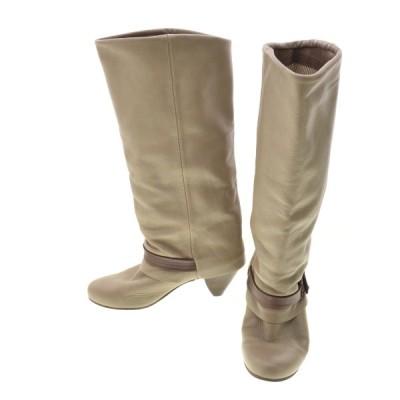 LILIMILL / リリミル ベルトデザイン ブーツ