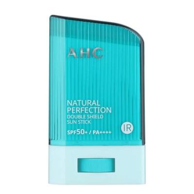 AHC ナチュラルパーフェクションダブルシールドサンスティック 22g, Natural Perfection Double Shield Sun Stick SPF50+ PA++++