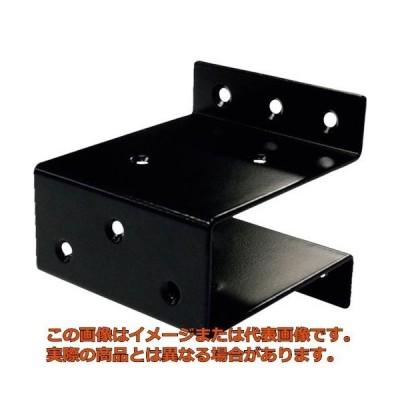 ダイドーハント 2X4サポート ハット型 タイプ2 24−H2−BK 10179015