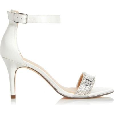 ローランド カルティエ Roland Cartier レディース サンダル・ミュール シューズ・靴 Moriiah Mid Heel Sandals Ivory