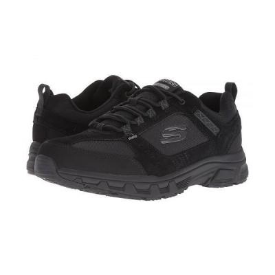 SKECHERS スケッチャーズ メンズ 男性用 シューズ 靴 スニーカー 運動靴 Oak Canyon - Black/Black
