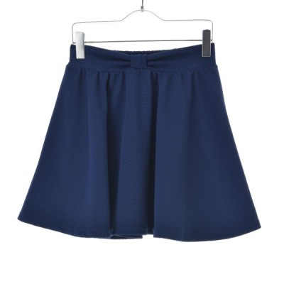 OLIVE des OLIVE / オリーブデオリーブ ウエストリボンフレア スカート
