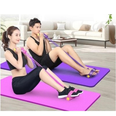 トレーニングチューブ ダイエット ピラテス 女性用 レディース メンズ 運動 室内 運動不足解消 自宅勤務 スポーツ用品
