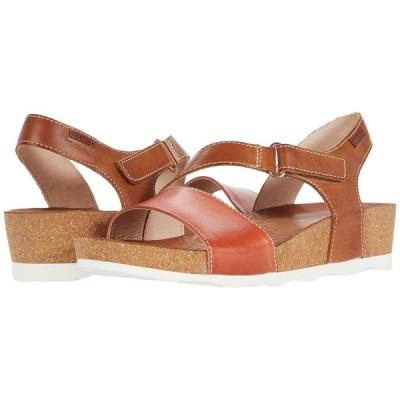 ピコリノス Pikolinos レディース サンダル・ミュール シューズ・靴 Mahon W9E-0833C1 Scarlet