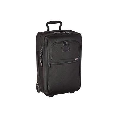 トゥミ Alpha 3 International Expandable 2 Wheeled Carry-On メンズ ラゲッジバッグ かばん Black
