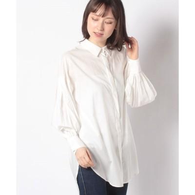 【テチチ】【Techichi】ボリュームスリーブシャツ