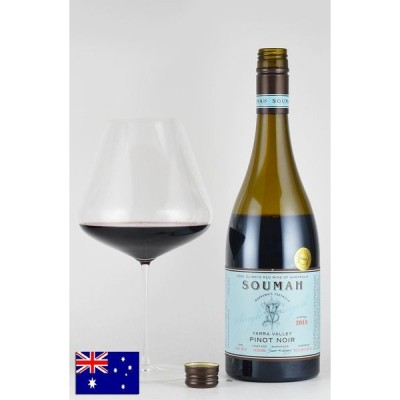 ワイン 赤ワイン ソウマ ピノノワール ヤラヴァレー wine