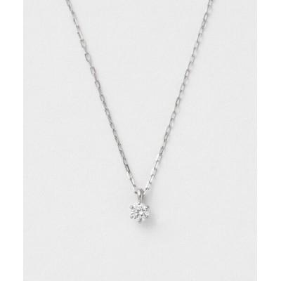Jouete / K10WG ネックレス ダイヤモンド WOMEN アクセサリー > ネックレス
