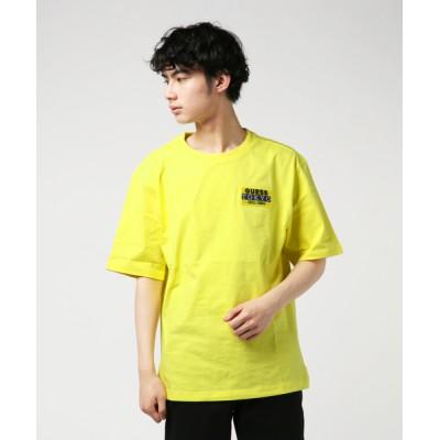 GUESS / TOKYO LINE OVERSIZE LOGO TEE MEN トップス > Tシャツ/カットソー