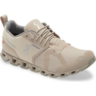 オン ON レディース ランニング・ウォーキング シューズ・靴 Cloud Waterproof Running Shoe Desert/Lunar