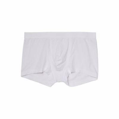 ハンロ ボクサーパンツ Micro Touch Boxer Brief White