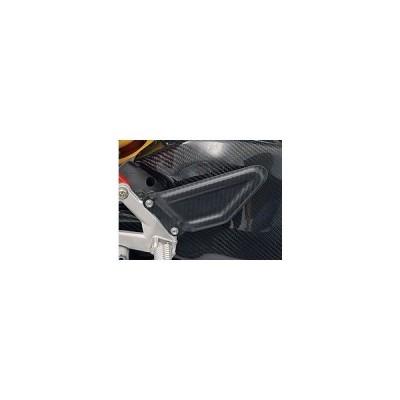DUCATI 1098 ヒールガード 綾織りカーボン製 MAGICAL RACING(マジカルレーシング)