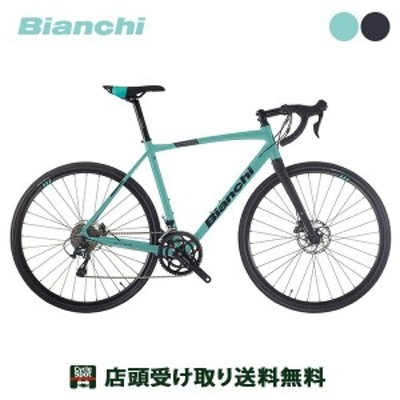 最大一万円オフクーポン有 ビアンキ ロードバイク スポーツ自転車 2020 ヴィア ニローネ オール ロード GRX400 Bianchi 20段
