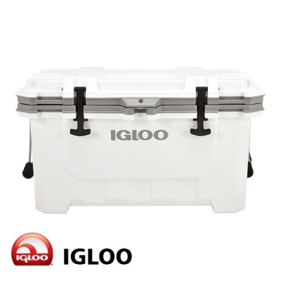 igloo イグルー クーラーボックス IMX 70 (約66L) ホワイト 00049830