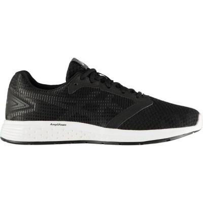 アシックス Asics メンズ スニーカー シューズ・靴 Patriot 10 Trainers Black/White