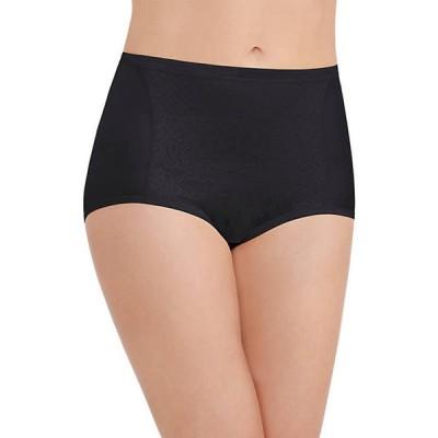 バニティフェア レディース パンツ アンダーウェア Smoothing Comfort Brief Panty with Lace