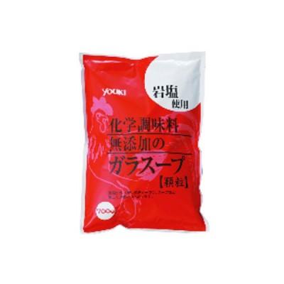 ユウキ食品 化学調味料無添加のガラスープ 顆粒 700g