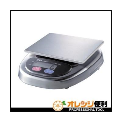 エー・アンド・デイ A&D 防塵・防水デジタルはかりウォーターボーイ皿寸法174×137mm HL-3000LWP 【297-2514】