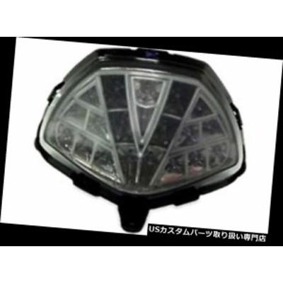 テールライト ホンダCBR250R 2011-2013用パワーグリッドテールライトDMPスモーク905-319D  Powergrid Tail Light DMP Smoke 905-319D for