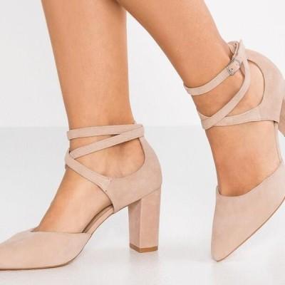 アンナフィールド レディース 靴 シューズ LEATHER CLASSIC HEELS - High heels - light pink
