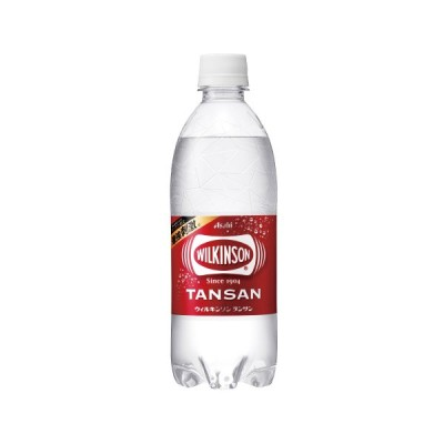 #ウィルキンソン タンサン 500ml×24本  325805   アサヒ飲料  ※軽減税率対象商品