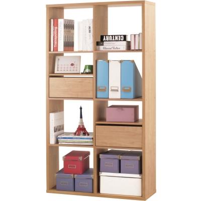 EASY HOME 八格加厚收納櫃 附抽屜&活動板