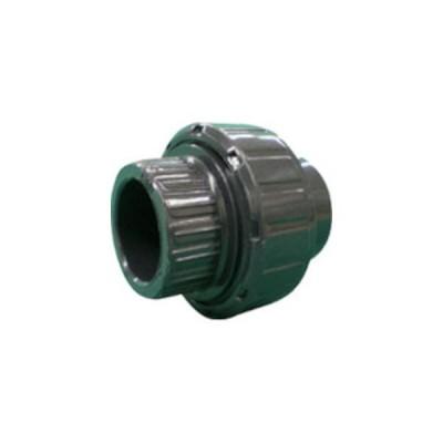 セキスイ UN16S エスロン コンパクト型ユニオン継手 PVC/EPDM TS式 16A