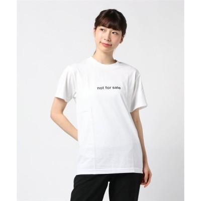 "tシャツ Tシャツ 【LIXTICK】LIXTICK ""NOT FOR SALE"" T-shirt"