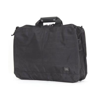 【カバンのセレクション】 吉田カバン ポーター アインス ビジネスバッグ メンズ 2WAY B4 PORTER 504-08986 ユニセックス ブラック フリー Bag&Luggage SELECTION