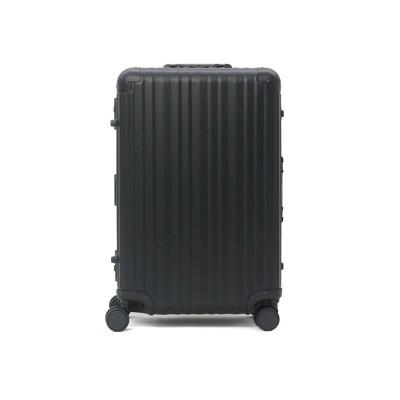 【ギャレリア】 RICARDO スーツケース リカルド キャリーケース Aileron 24−inch Spinner Suitcase 58L AIL−24−4VP ユニセックス ブラック F GALLERIA