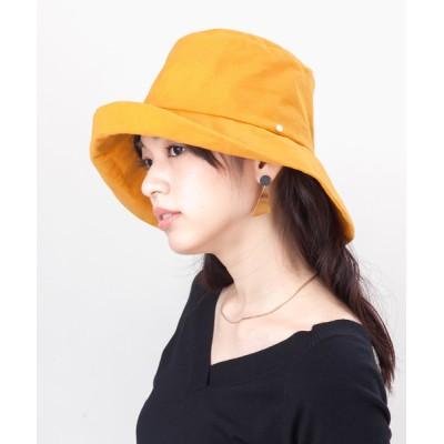 帽子屋ONSPOTZ / イロドリ レディース帽子 バケットハット iro jp クロッシェ キャペリン WOMEN 帽子 > ハット