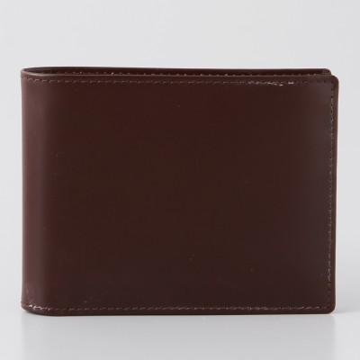 ETTINGER エッティンガー  ブライドルレザー 二つ折り財布(小銭入れ付)BH141JR メンズ