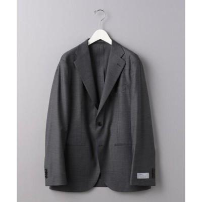 ジャケット テーラードジャケット <UNITED ARROWS> REDA ハウンドトゥース 2Bジャケット S-MODEL