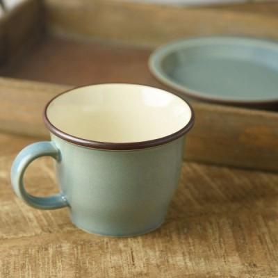 ボードー 13.5cmマグカップ/スープカップ スモーキーグリーン