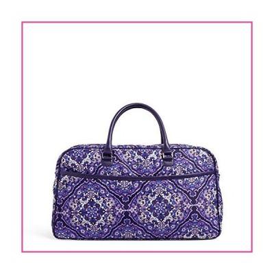 Vera Bradley Women's Lay Flat Duffle Bag, Regal Rosette並行輸入品