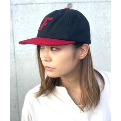 JUGLANS / FRUIT OF THE LOOM MELTON BB CAP WOMEN 帽子 > キャップ