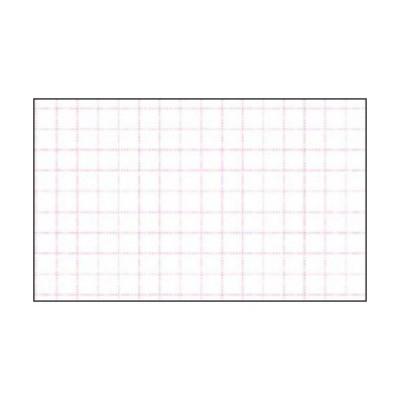 ショーカード 小 アミ目入 無字/50枚×5冊入/業務用/新品