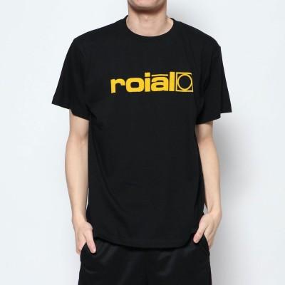 ロイアル roial メンズ サーフ 半袖Tシャツ 17/- コットンT ロゴ柄 R001MST05 【返品不可商品】