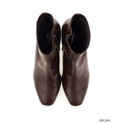 ブーツ 【本革】ストレッチブーツ