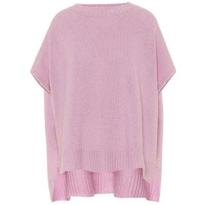 ステラ マッカートニー Stella McCartney レディース ニット・セーター トップス Alpaca sweater Lilac