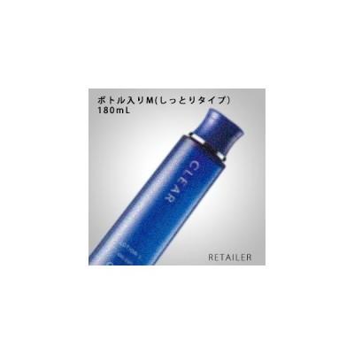 ♪ボトル入りタイプ ORBIS オルビス 薬用クリアローションボトル入りM(しっとりタイプ)180mL <化粧水><クリアシリーズ・医薬部外品>